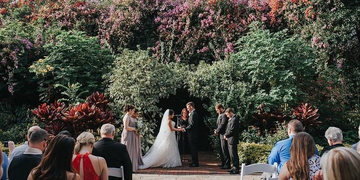 Sunken Gardens Wedding Venue Picture 7 Of 16 Photo By Regina As The Photographer