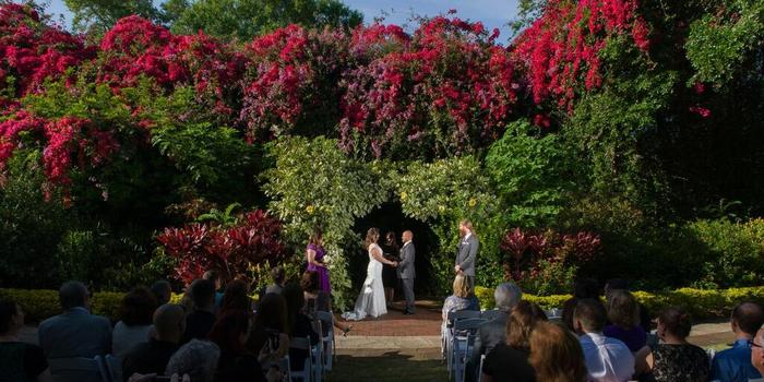 Sunken Gardens Wedding Venue Picture 3 Of 16 Photo By Aaron Bornfleth Photography