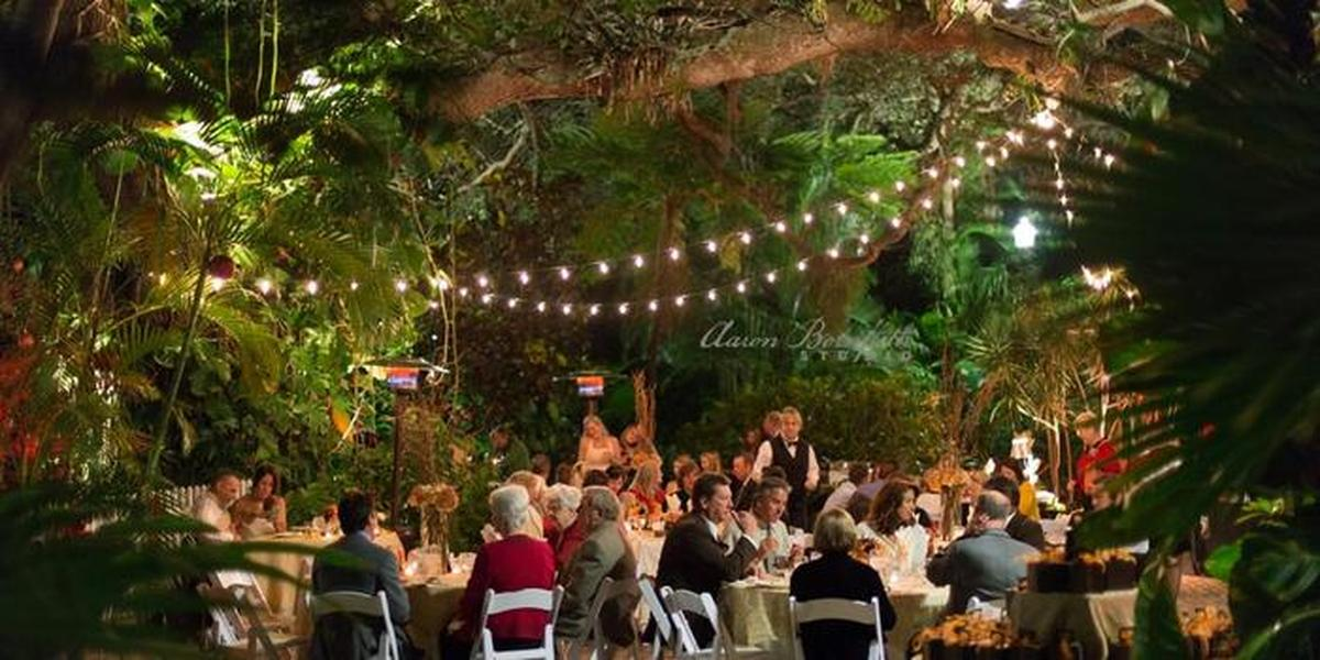 Sunken Gardens Weddings Get Prices For Wedding Venues In Fl
