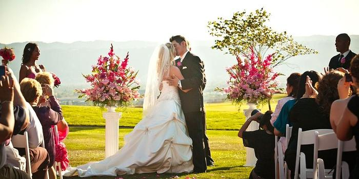 Dublin Ranch Golf Course wedding venue picture 2 of 16 - Provided by: UltraSpective