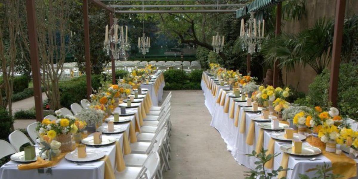 The Gardens At Los Vaqueros Stockyards Weddings Get