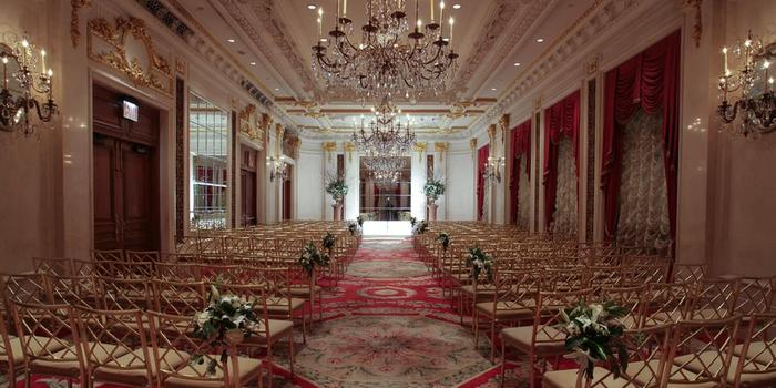 The St. Regis New York wedding venue picture 11 of 16 - Photo by: Hechler Photography