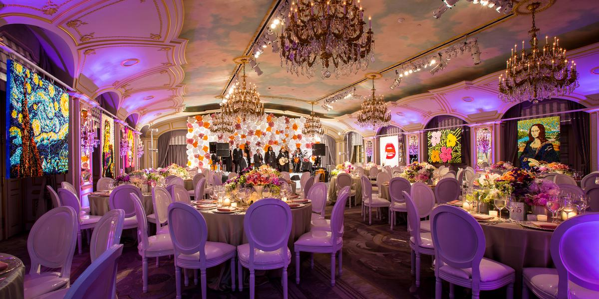 Wedding Reception Halls In New York City : The st regis new york weddings get prices for wedding