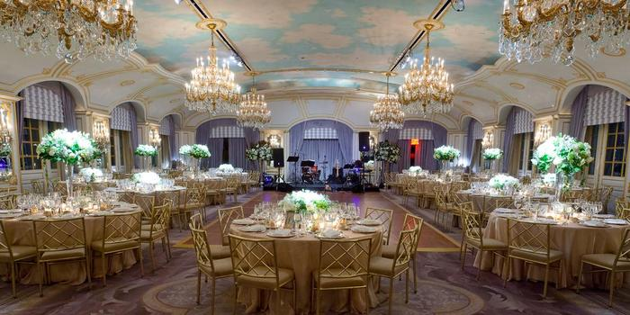 The St. Regis New York wedding venue picture 4 of 16 - Photo by: Hechler Photography