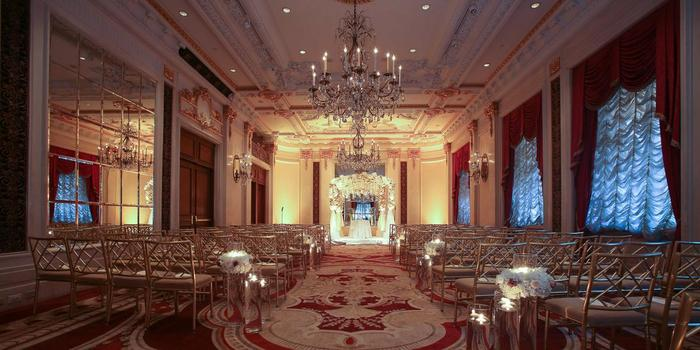 The St. Regis New York wedding venue picture 6 of 16 - Photo by: Hechler Photography