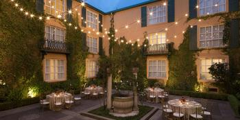 The Lafayette Park Hotel & Spa weddings in Lafayette CA