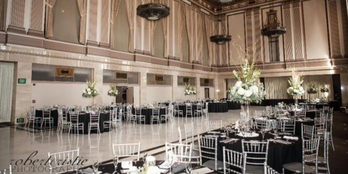 The Sacramento Grand Ballroom Weddings