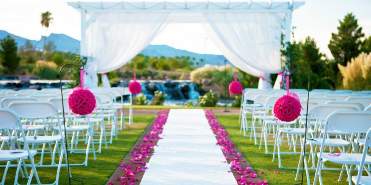 Angel Park Golf Club Weddings