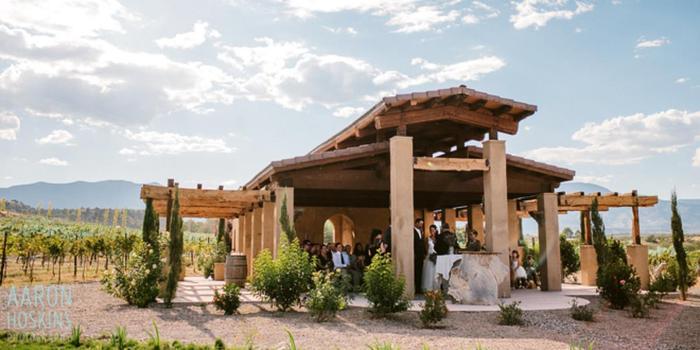 Alacantra Vineyard & Winery wedding Sedona/Flagstaff