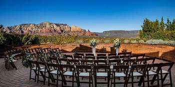 Agave of Sedona weddings in Sedona AZ