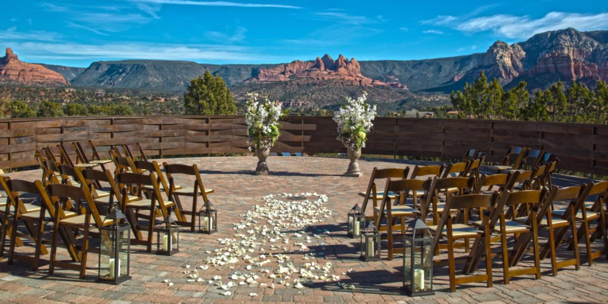 Agave of Sedona Weddings | Get Prices for Wedding Venues ...