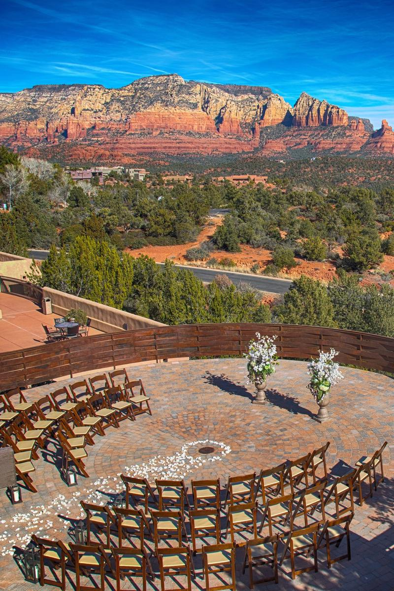 Agave of Sedona wedding venue picture 2 of 16 - Provided by: Agave of Sedona