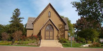 Century Memorial Chapel at Naper Settlement weddings in Naperville IL