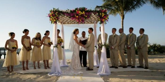 Key West Marriott Beachside Hotel wedding venue picture 1 of 16 - Provided by: Key West Marriott Beachside Hotel
