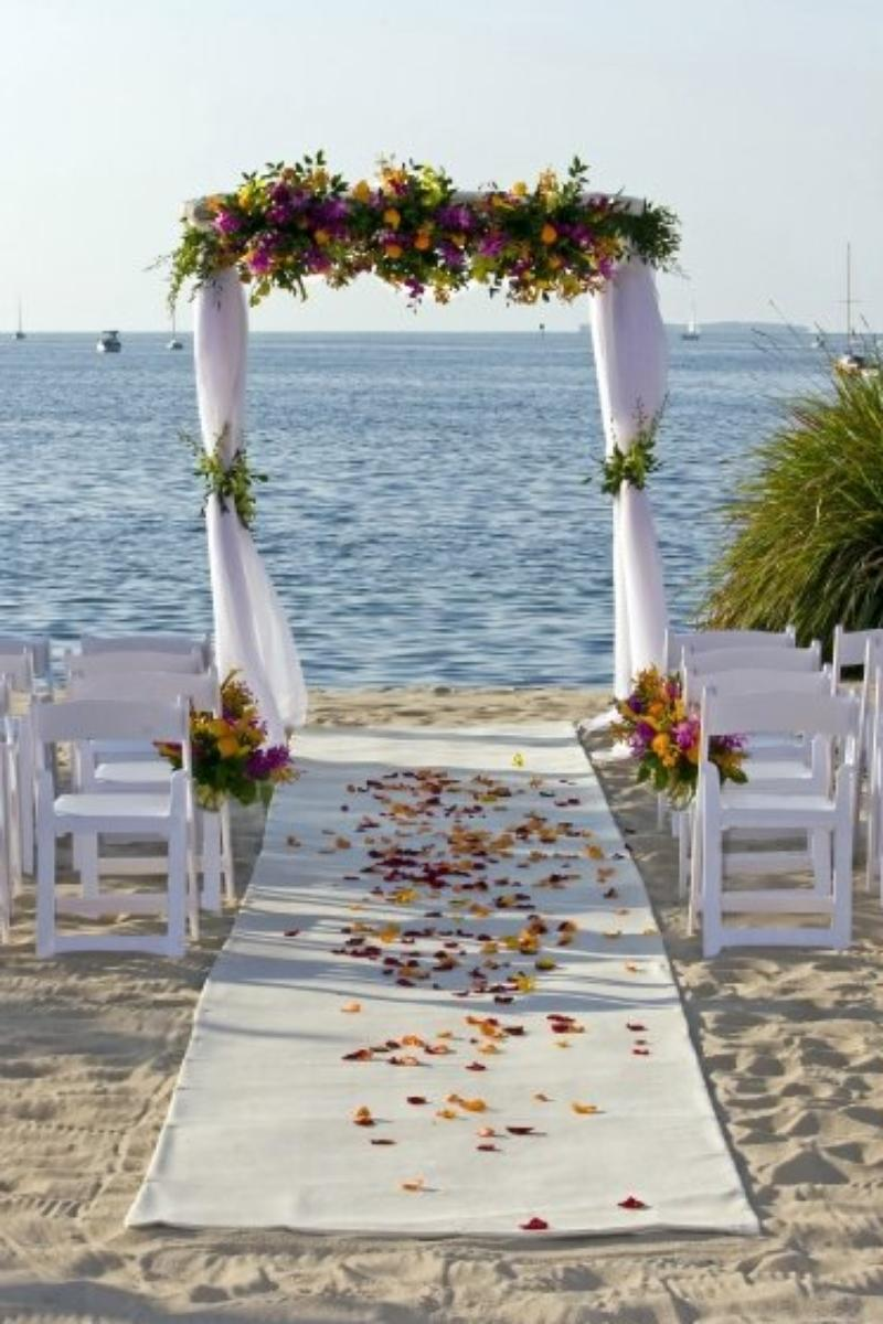 Key West Marriott Beachside Hotel wedding venue picture 4 of 16 - Provided by: Key West Marriott Beachside Hotel