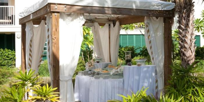 Key West Marriott Beachside Hotel wedding venue picture 11 of 16 - Photo by: Neoart