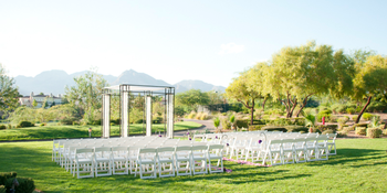 Red Rock Country Club weddings in Las Vegas NV