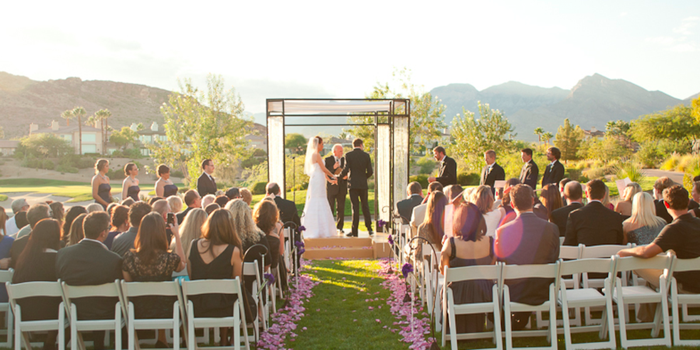 Red Rock Country Club Wedding Venue Picture 2 Of 8 Photo By The Emerics