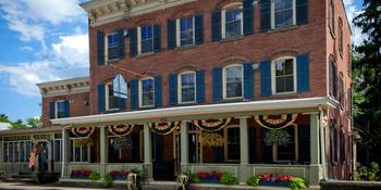 The 1850 House Inn & Tavern weddings in Rosendale NY