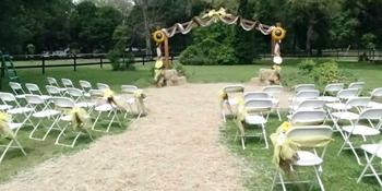 Cypress House Ranch B&B weddings in Bushnell FL