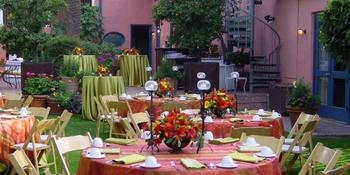 Arizona Inn weddings in Tucson AZ