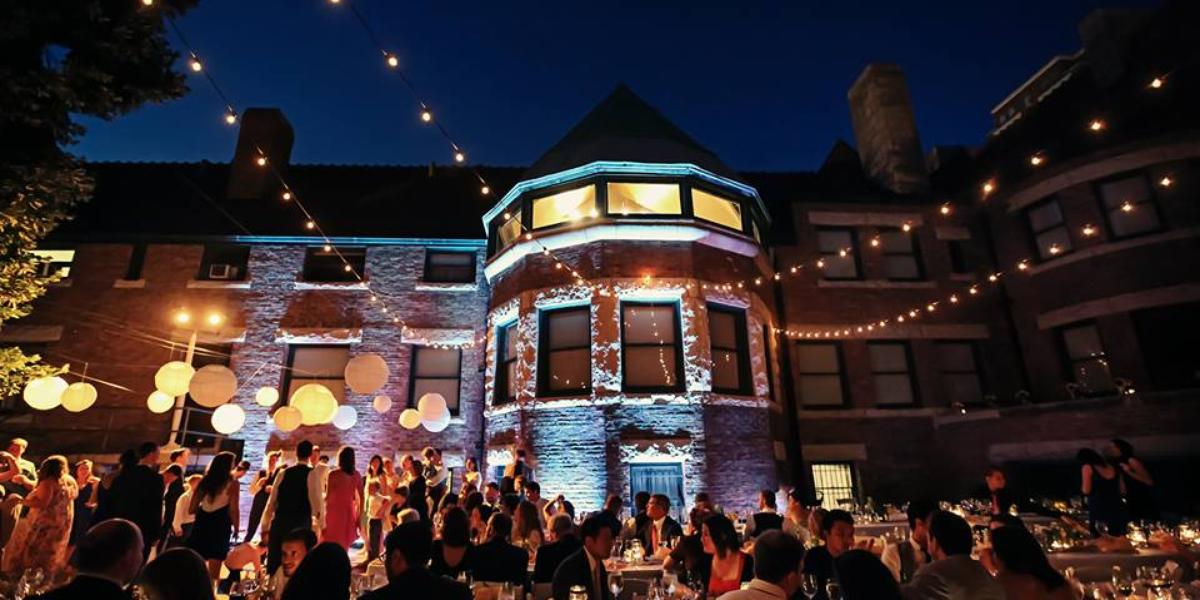 Glessner house museum weddings get prices for wedding for Glessner house