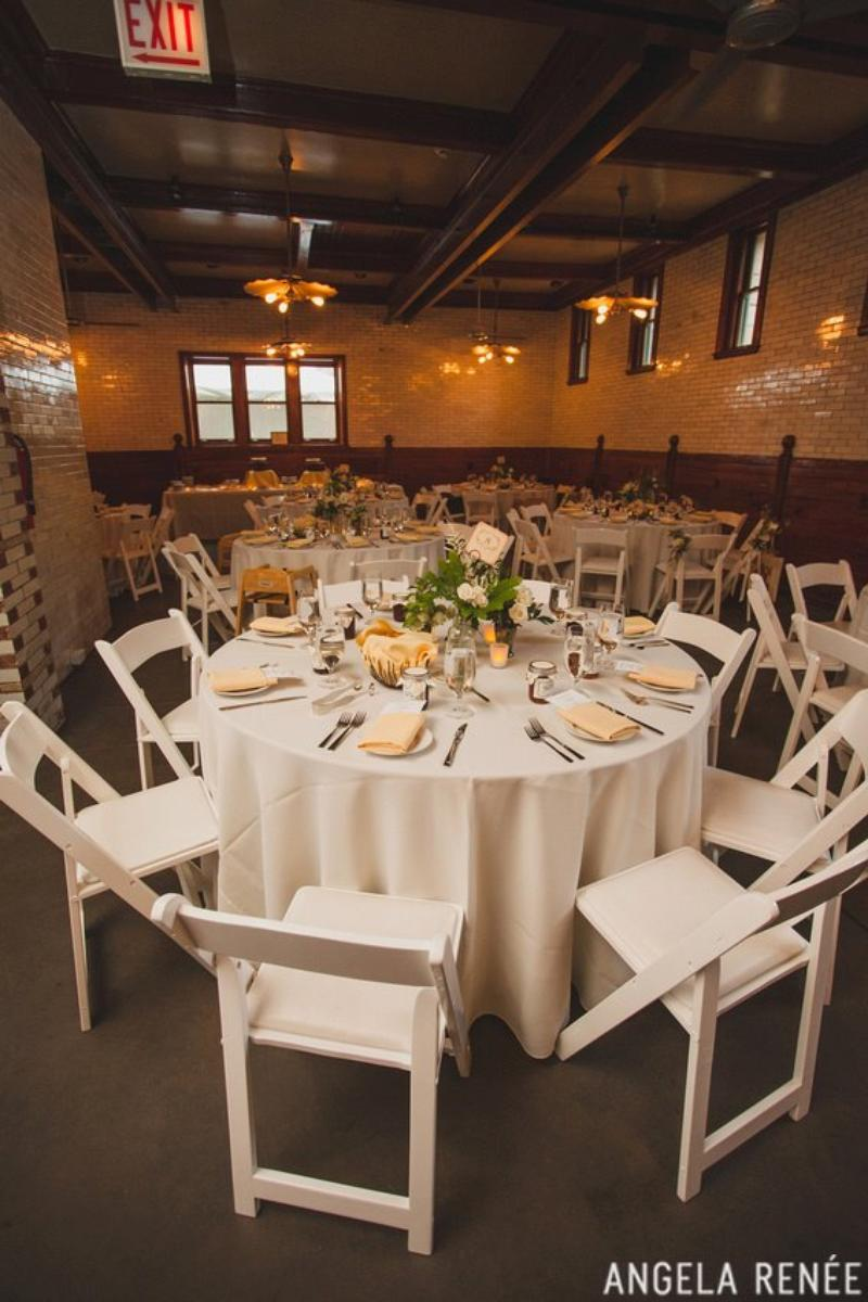 Glessner House Museum wedding venue picture 7 of 12 - Photo by: Angela Renee Photography