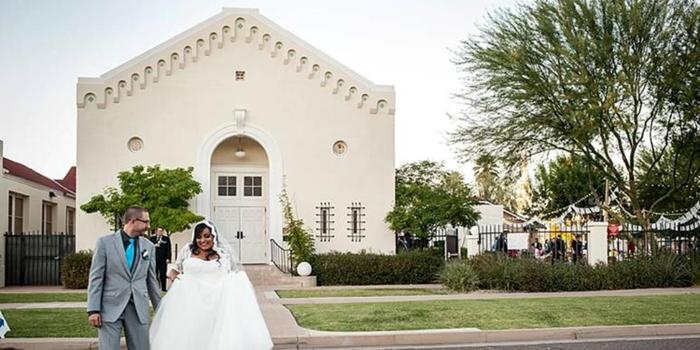 Arizona Jewish Historical Society wedding venue picture 3 of 13 - Photography by: The R Studio