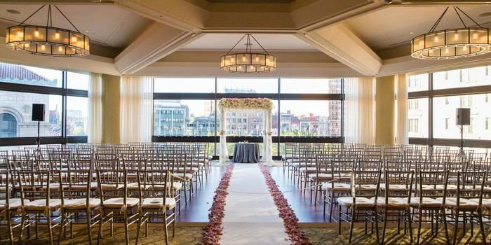 The Westin Copley Place Boston wedding venue picture 1 of 9 - Photo by: Nikki Cole Photography