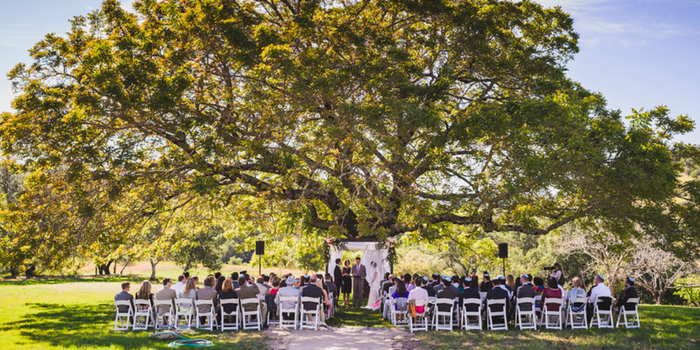 Triple S Ranch Napa wedding venue picture 1 of 16 - Photo by: Bernd Zeugswetter Photography