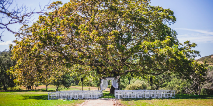 Triple S Ranch Napa wedding venue picture 5 of 16 - Photo by: Bernd Zeugswetter Photography