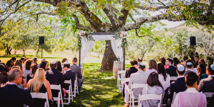 Triple S Ranch Napa wedding venue picture 8 of 16 - Photo by: Bernd Zeugswetter Photography