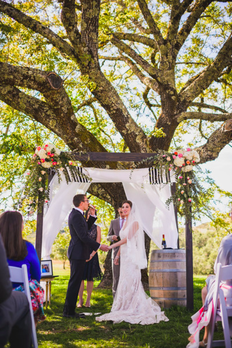 Triple S Ranch Napa wedding venue picture 9 of 16 - Photo by: Bernd Zeugswetter Photography