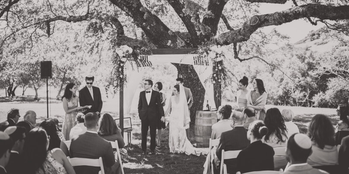 Triple S Ranch Napa wedding venue picture 11 of 16 - Photo by: Bernd Zeugswetter Photography