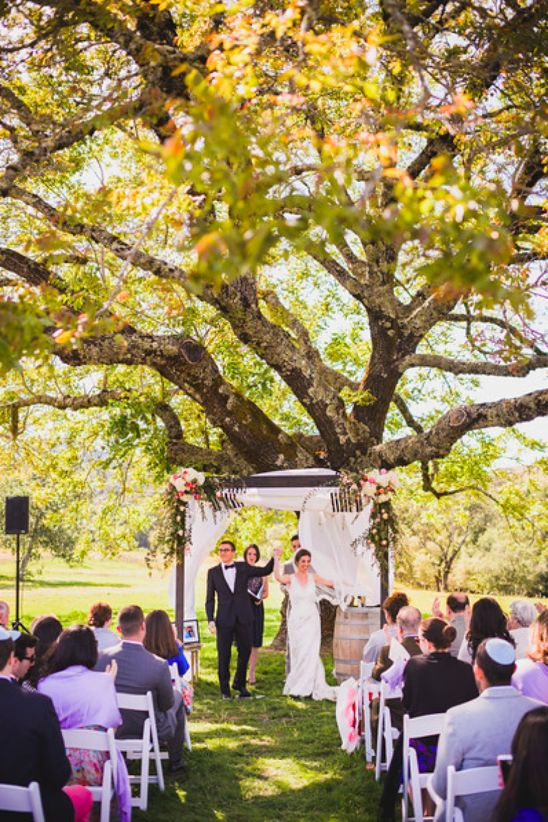 Triple S Ranch Napa wedding venue picture 7 of 16 - Photo by: Bernd Zeugswetter Photography