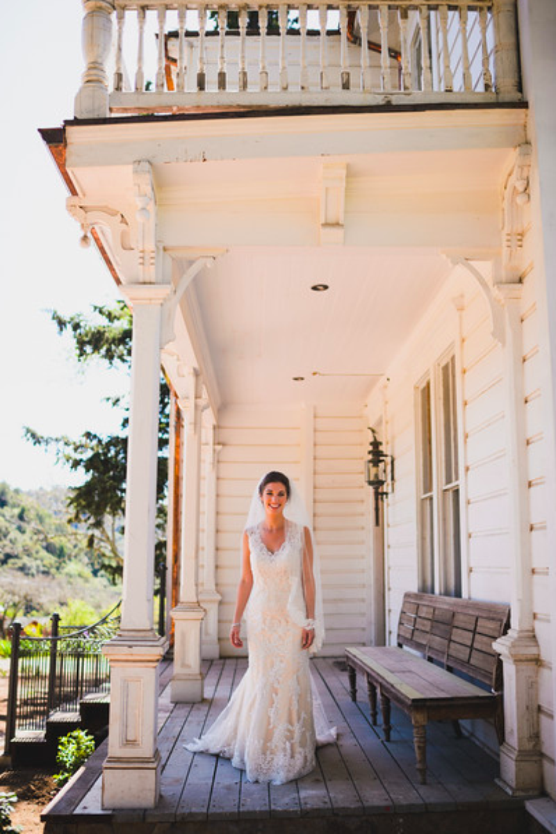 Triple S Ranch Napa wedding venue picture 13 of 16 - Photo by: Bernd Zeugswetter Photography
