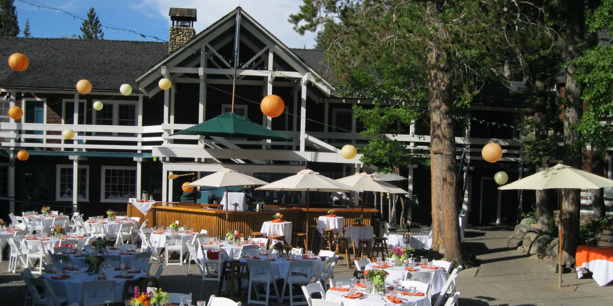River Ranch Lodge And Restaurant Weddings