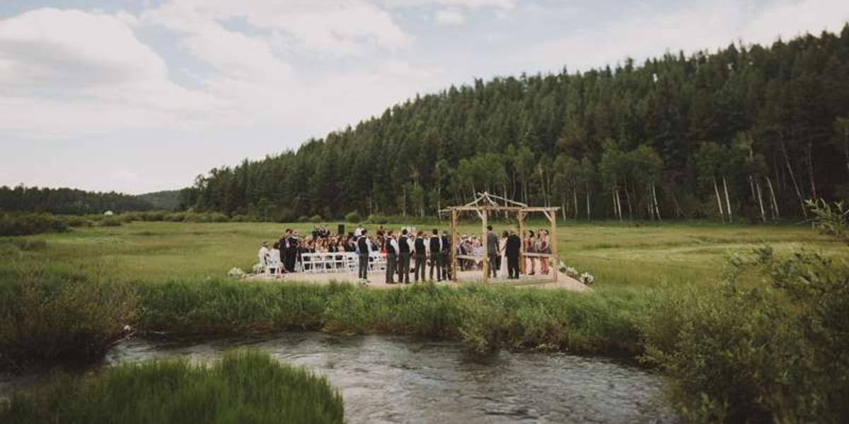 Deer Creek Valley Ranch Weddings Get Prices For Denver