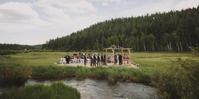 Deer Creek Valley Ranch wedding venue picture 10 of 15 - Photo by: Rouxby Photography