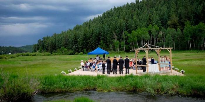 Deer Creek Valley Ranch wedding venue picture 6 of 15 - Photo by: Dave Russell Photography
