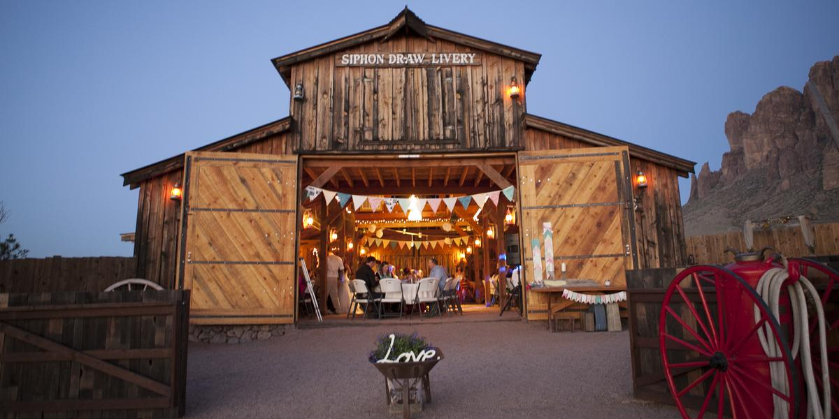 Historic Mining Camp Weddings Get Prices For Wedding