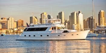 Sunset Rendezvous Yacht Charters weddings in San Diego CA