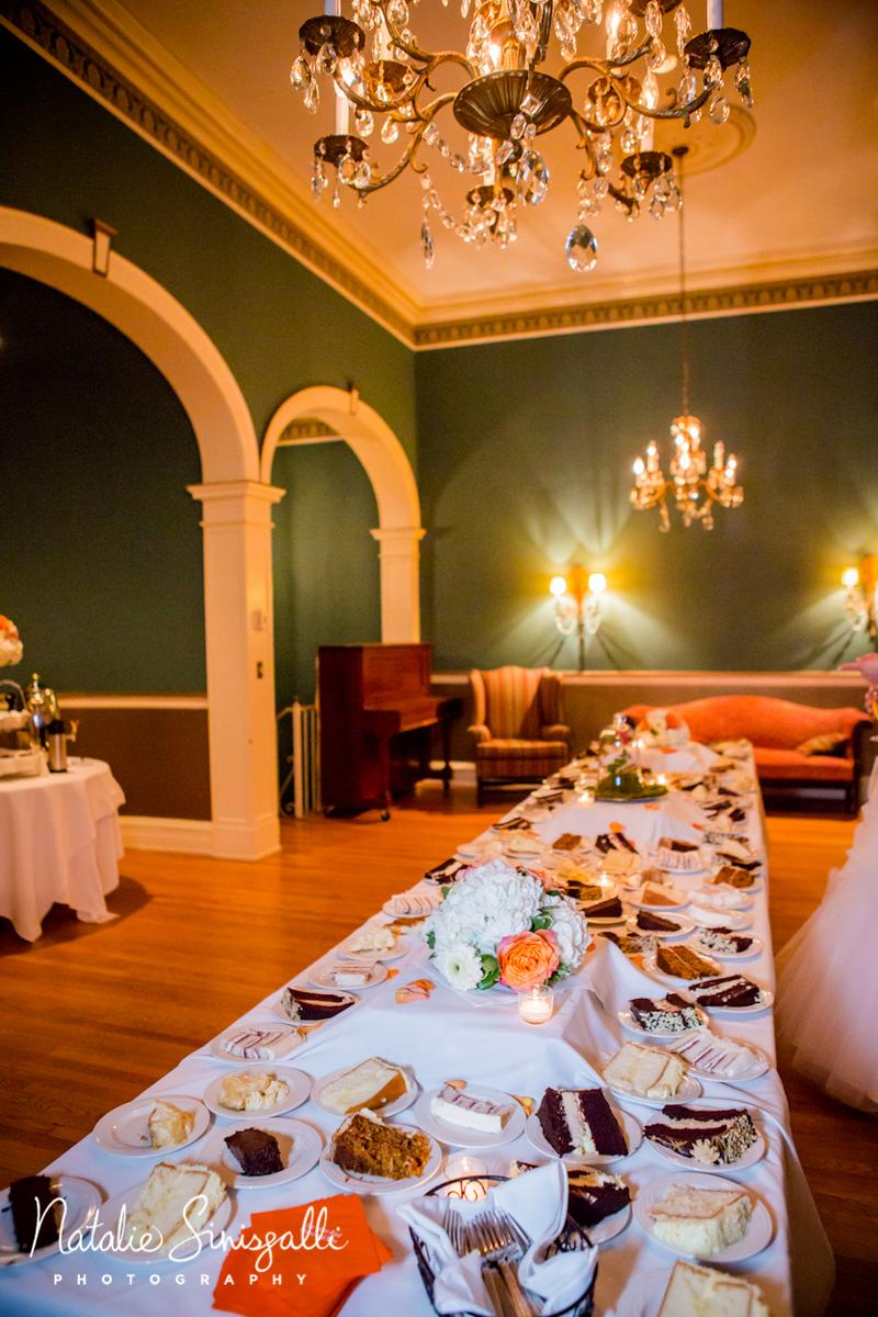 The Inn on Broadway wedding venue picture 3 of 16 - Photo by: Natalie Sinisgalli Photography