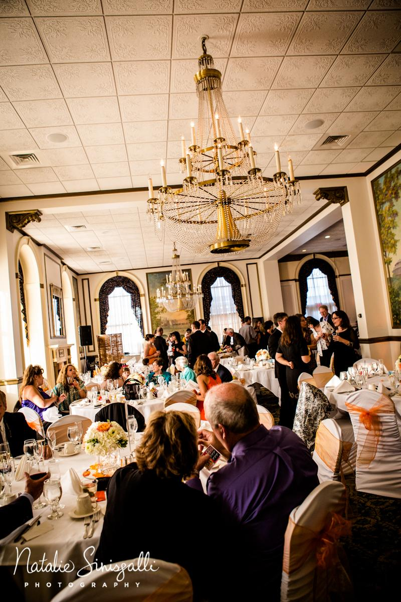 The Inn on Broadway wedding venue picture 4 of 16 - Photo by: Natalie Sinisgalli Photography