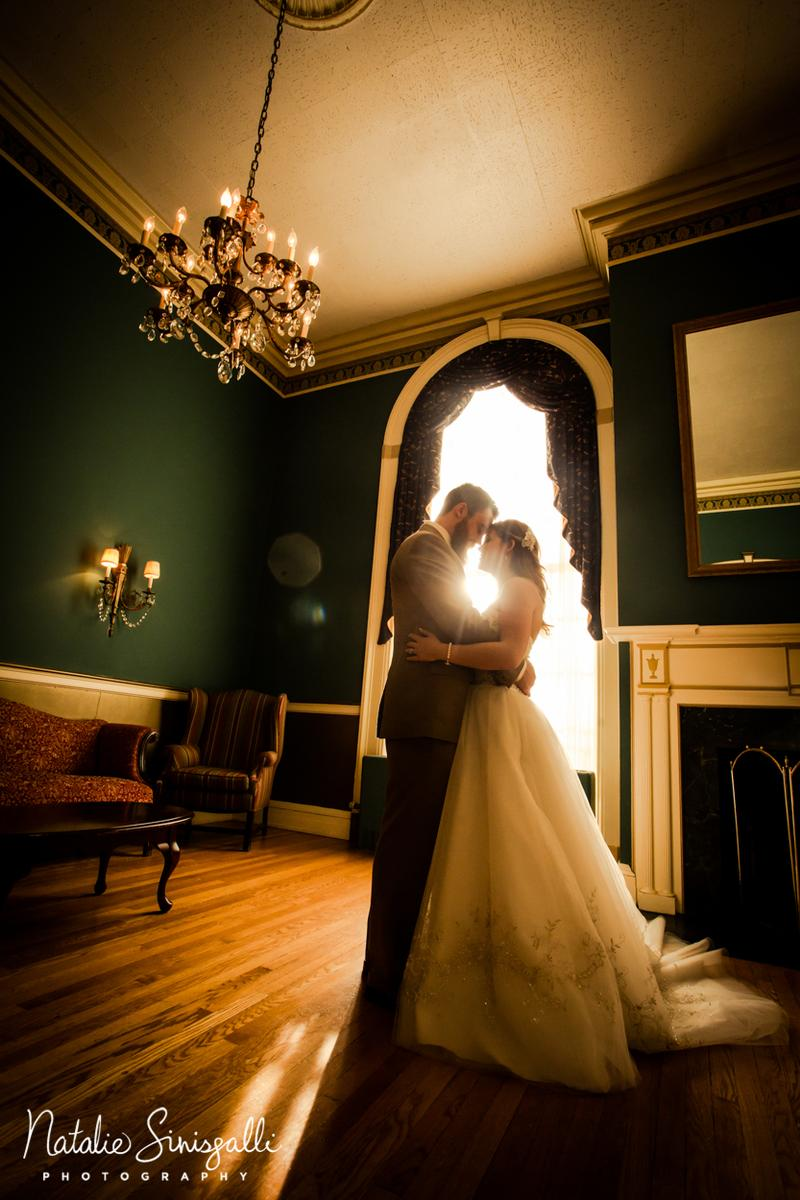 The Inn on Broadway wedding venue picture 9 of 16 - Photo by: Natalie Sinisgalli Photography