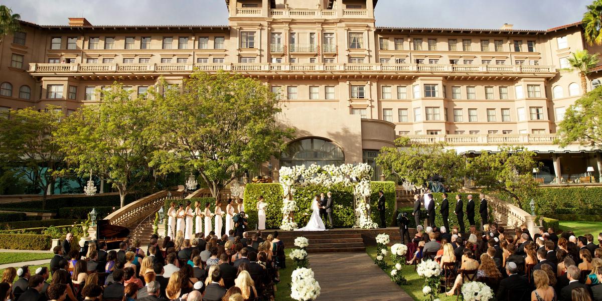 Wedding Photography Pasadena Ca: The Langham Huntington Weddings
