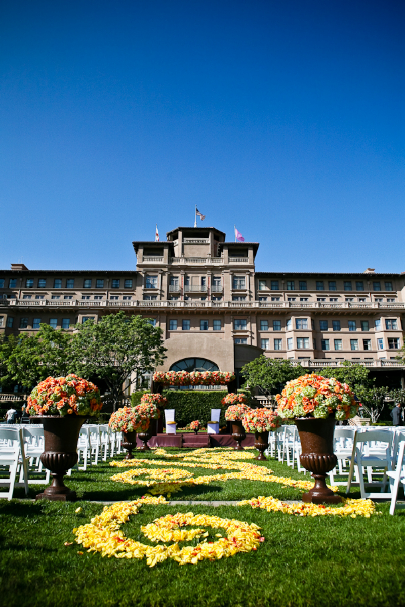 The langham huntington weddings get prices for wedding for The huntington