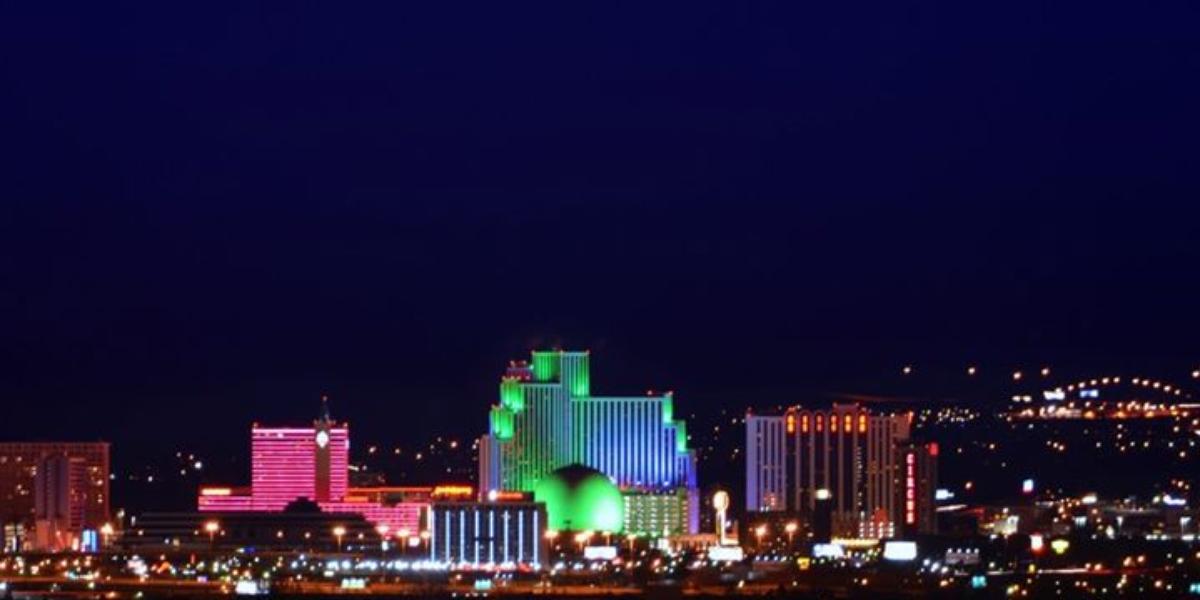 Silver Legacy Casino Weddings