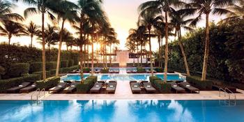 Setai Hotel weddings in Miami Beach FL