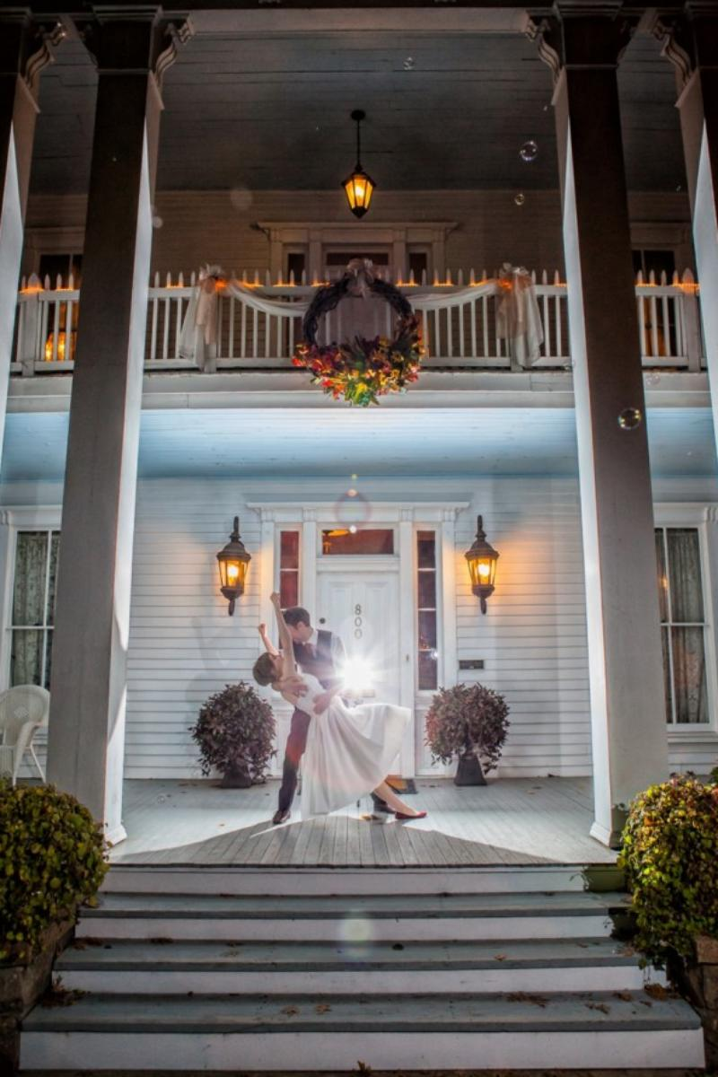Bingham House wedding venue picture 5 of 6 - Photo by: MVision Photography